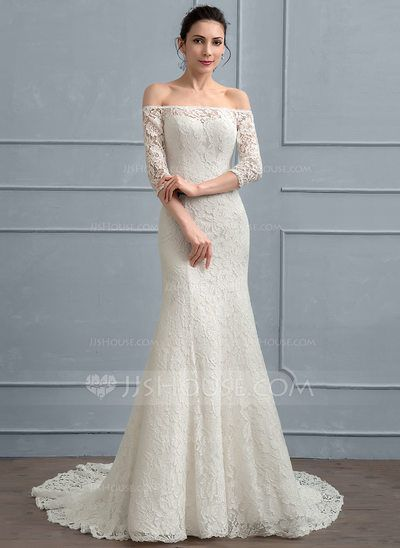 Vestidos de novia corte tubo