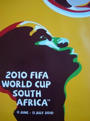 South Africa World Cup 2010 Poster On Sale Soccerphile Blog World Cup Poster On South Africa