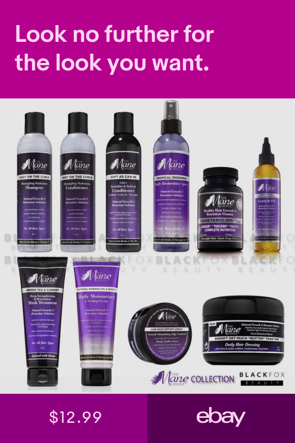 Other Hair Care Styling Health Beauty Ebay The Mane Choice Skin Care Home Remedies Hair Supplies