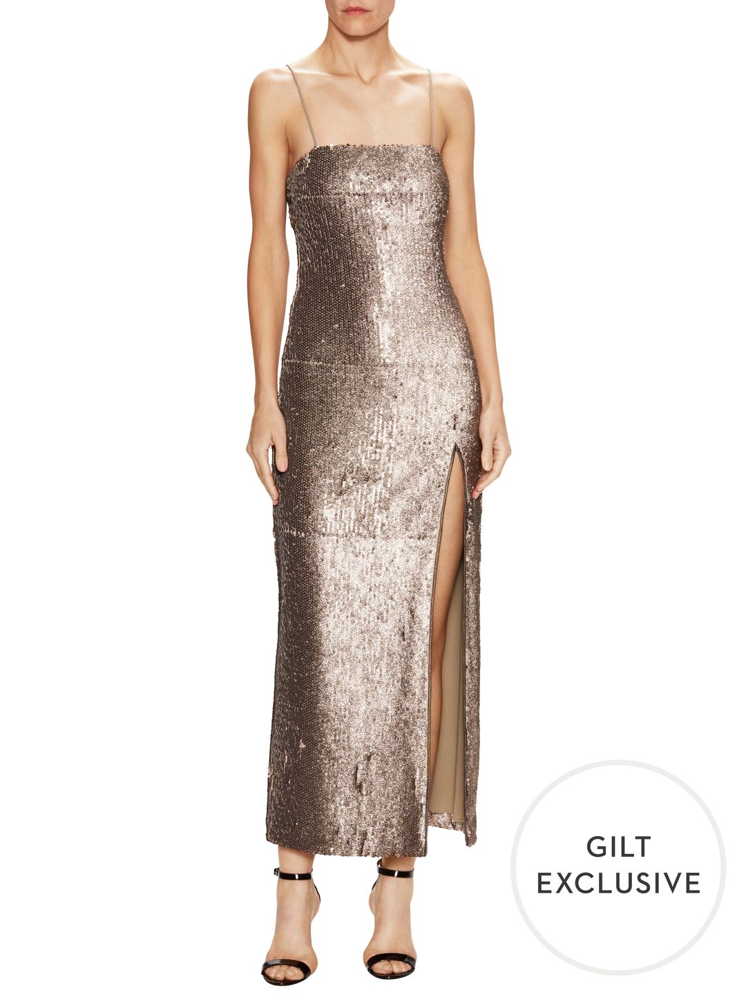 Maria lucia hohan camilla sequin gown my style pinterest