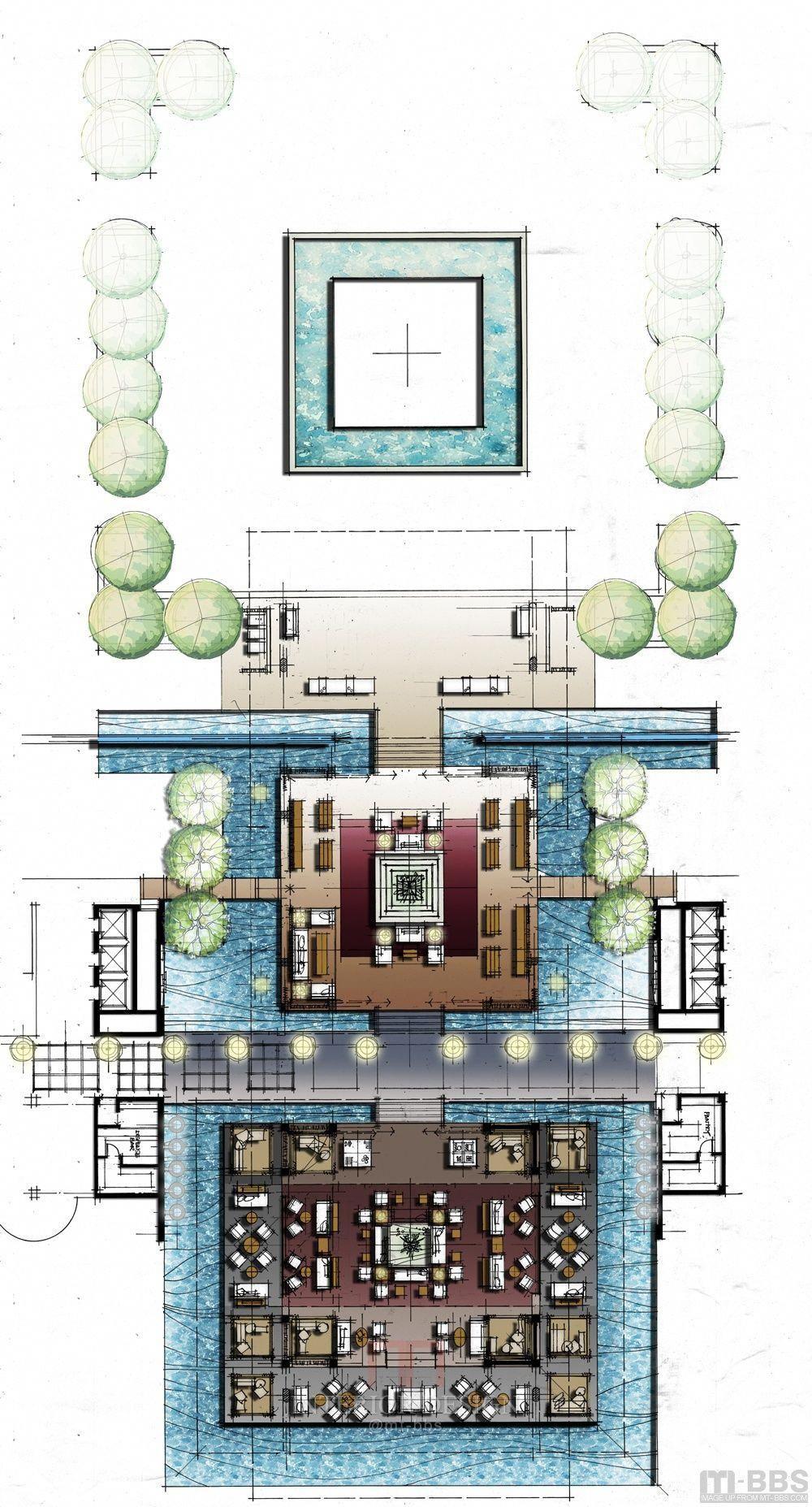 Homedecor101plus1 Resort Design Plan Resort Plan Hotel Room Plan