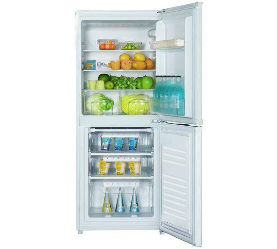 Buy Bush BSFF55136W2 Fridge Freezer - White at Argos.co.uk, visit ...