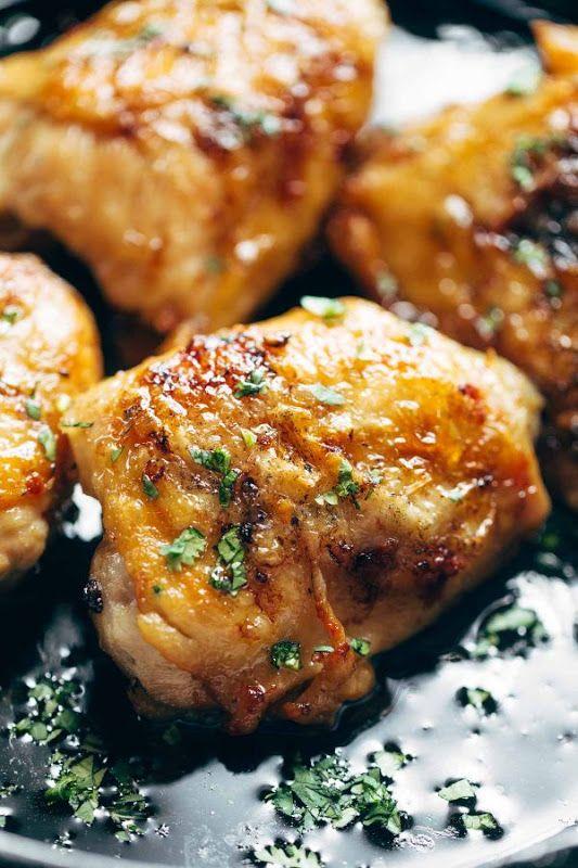 Honey Lemon Chicken Recipe Healthy Food Network Chicken