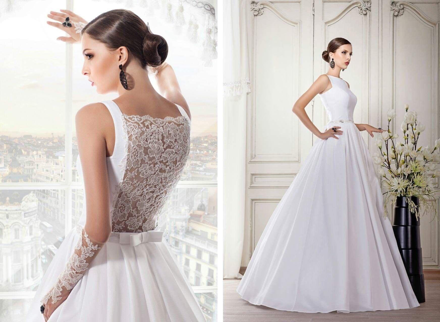 art. 1734 Stilvolles und exquisites Brautkleid mit sehr schönem ...