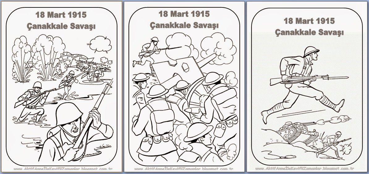 Bu Sene 18 Mart çanakkale Zaferimizin 100yıl Dönümünü Kutluyoruz