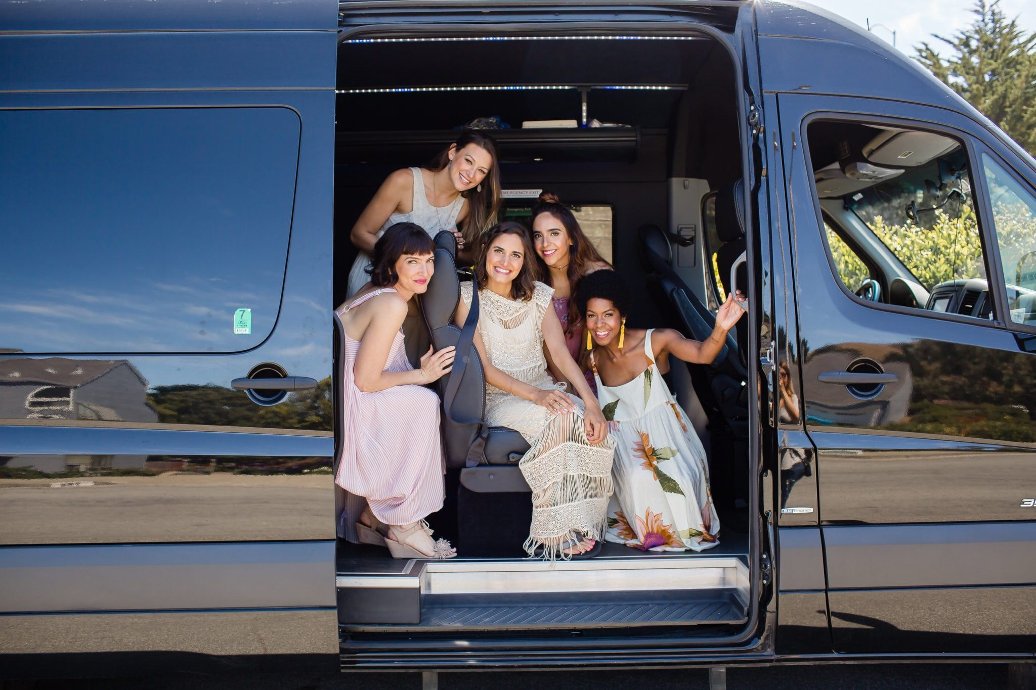 Are You Stressed About Booking Wedding Transportation