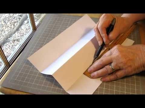 Make A Super Quick No Sew Folding Journal Artists Journal