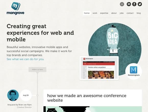 20 Examples Of Minimal Style Navigation Menus In Web Design Web Design Ledger Web Design Web Design Inspiration Web Design Awards