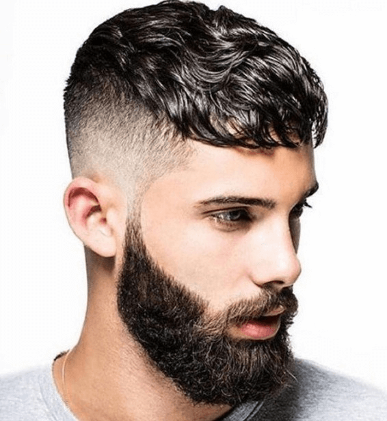 Frisuren Männer Hipster Hair Style Pinterest Viking Beard And
