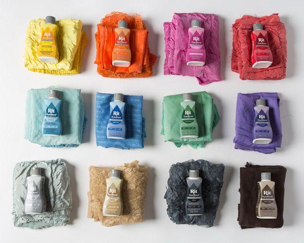 Announcing Rit DyeMore, Rit\u0027s New Polyester Dye! Dresses Dye