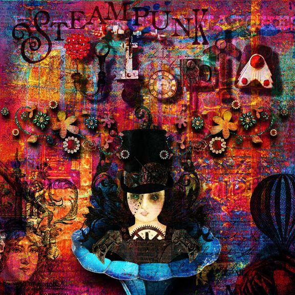 Blending for Beautiful Art Part 3 | Scrap n' Art Online Magazine - Information. Inspiration. Education. Since 2008.