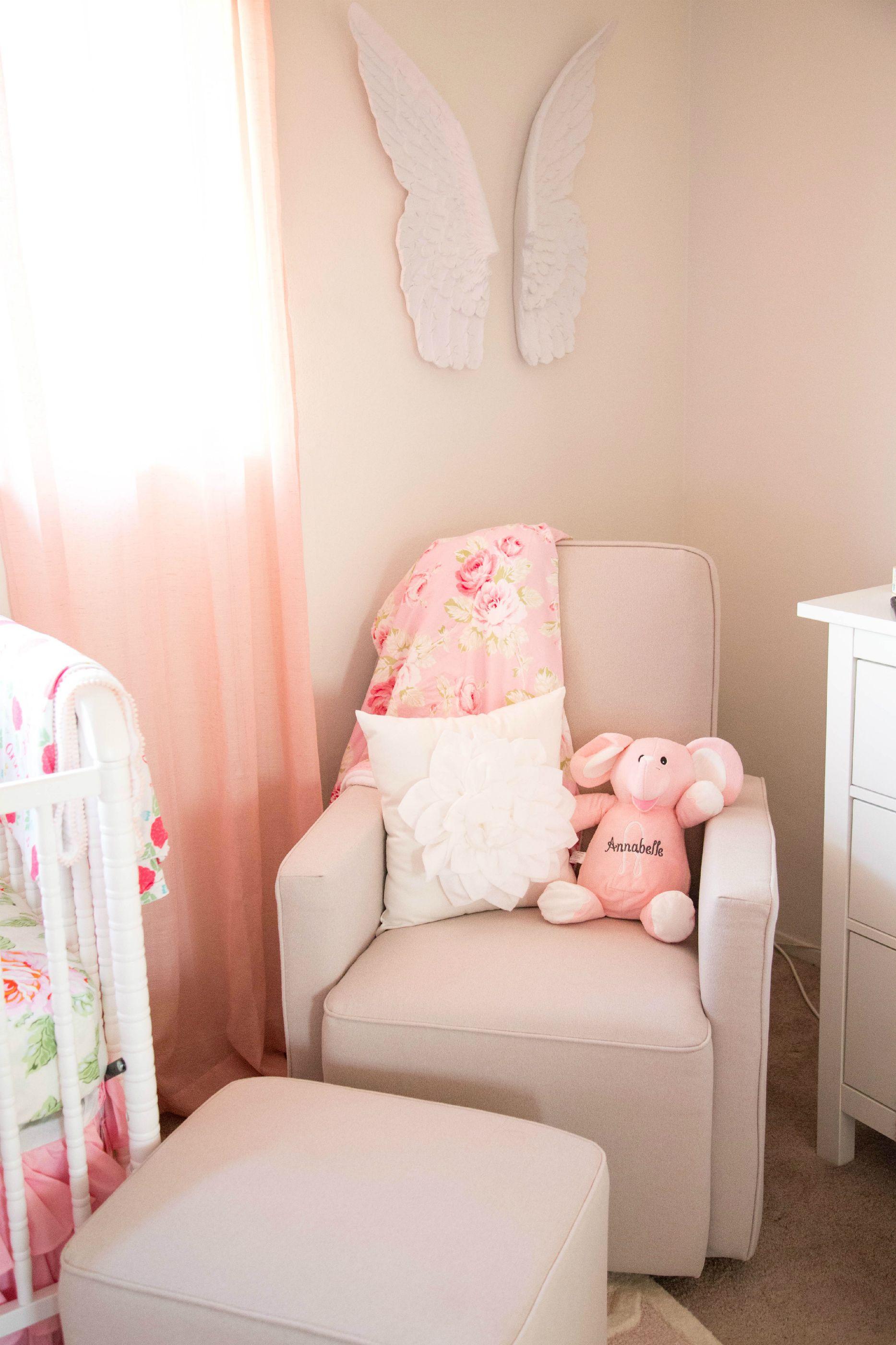 Annabelle Rose Johnson S Nursery Reveal
