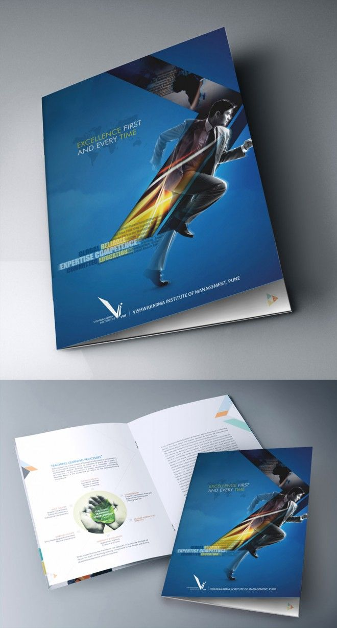 26 Best and Creative Brochure Design Ideas for your inspiration – Brochure Design Idea Example
