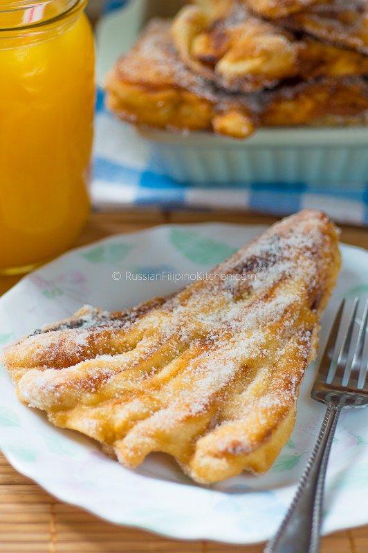 pinaypay na saging another variation of fried saba banana fritters recipe banana fritters fritters banana pinterest