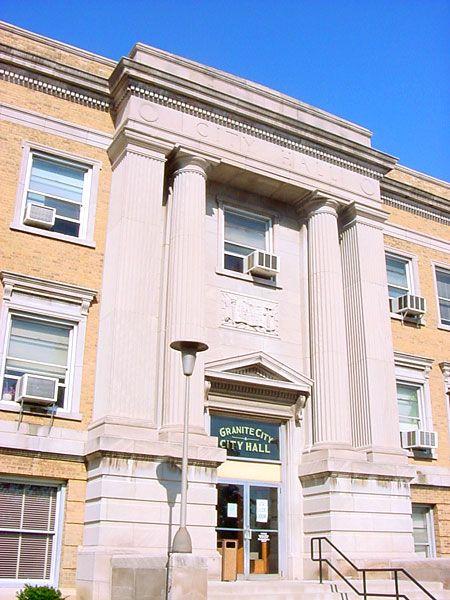 Granite City Il Downtown Granite City Granite City Illinois City