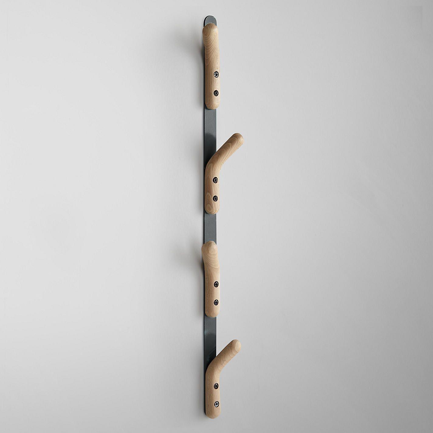 Appendiabiti Verticale.Node V 44 90 Sconto 50 Appendiabiti Verticale Da Fissare A