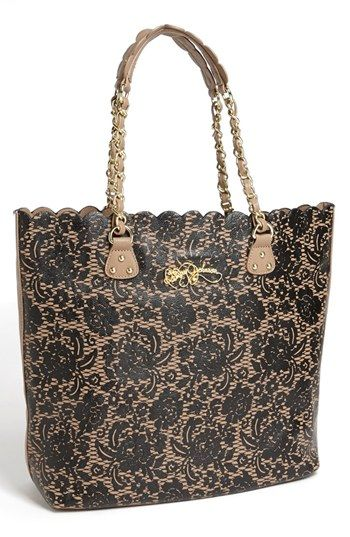 Betsey Johnson  Dressy Betsy  Tote available at  Nordstrom  bba361b0108