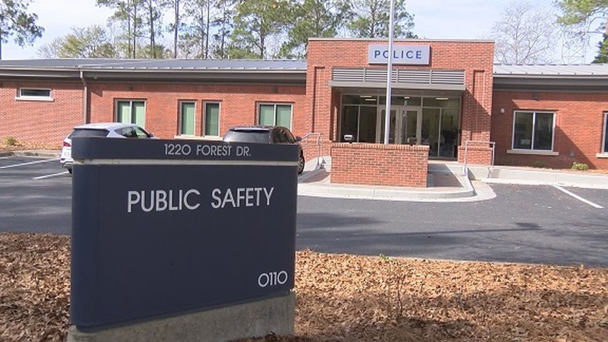 Gsu Police Get New Technology To Help Serve Protect Wtoc After A Year Of Construction Ge Georgia Southern University Forex Trading Training Georgia Southern