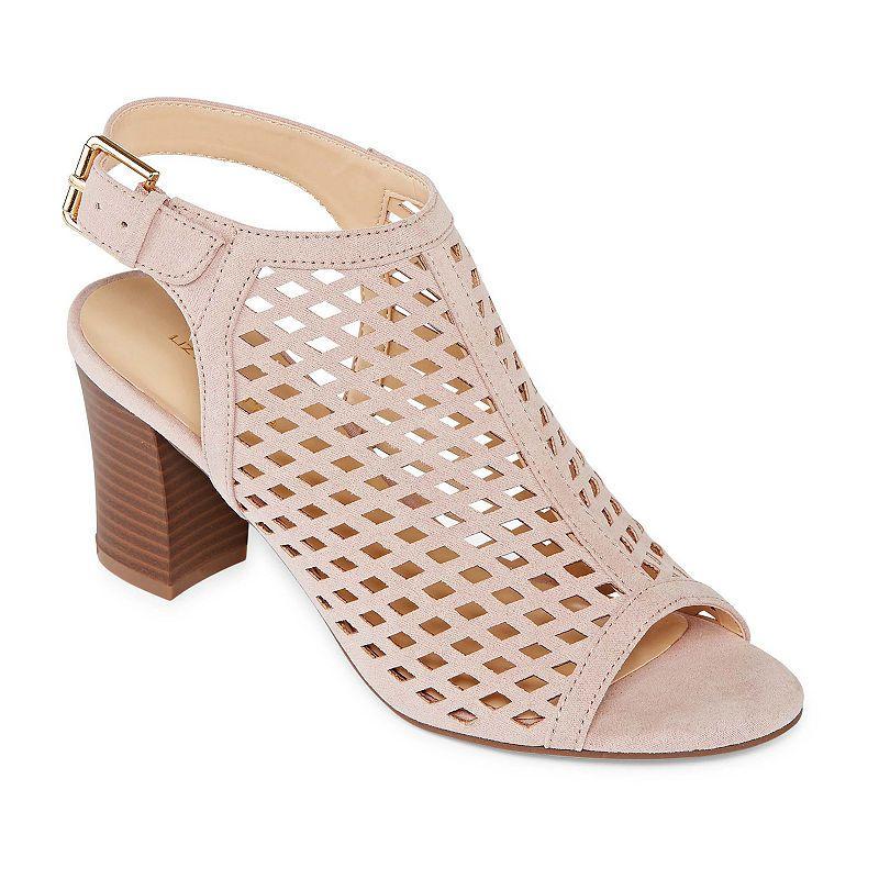 24f24a0aee9 Liz Claiborne Gemma Womens Heeled Sandals
