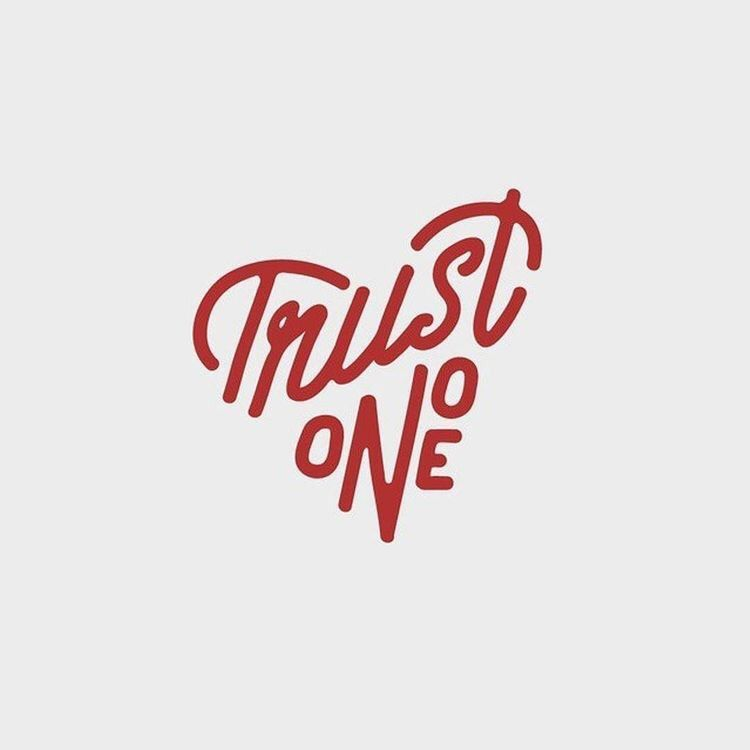 Trust No One Quotes Tattoo: Pin By Atheist Star On Quotes