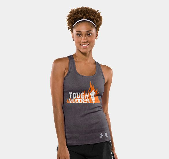 NEED this for my debut in August!Women's UA Tough Mudder Tank