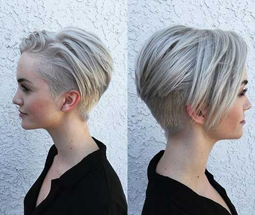 Awesome Short Grey Hairstyles Images Styles Ideas 2018