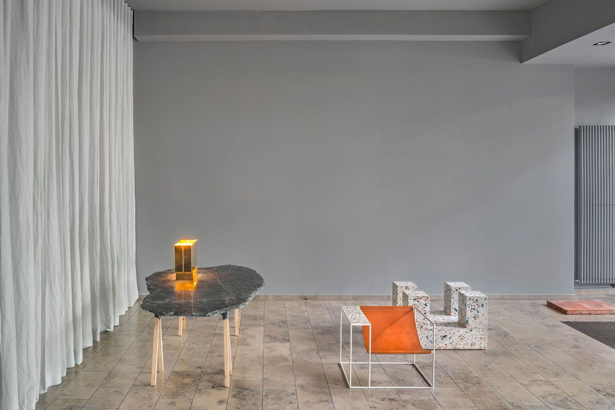 Architektur Möbel am möbel architektur andreas murkudis potsdamer strasse 77 10785