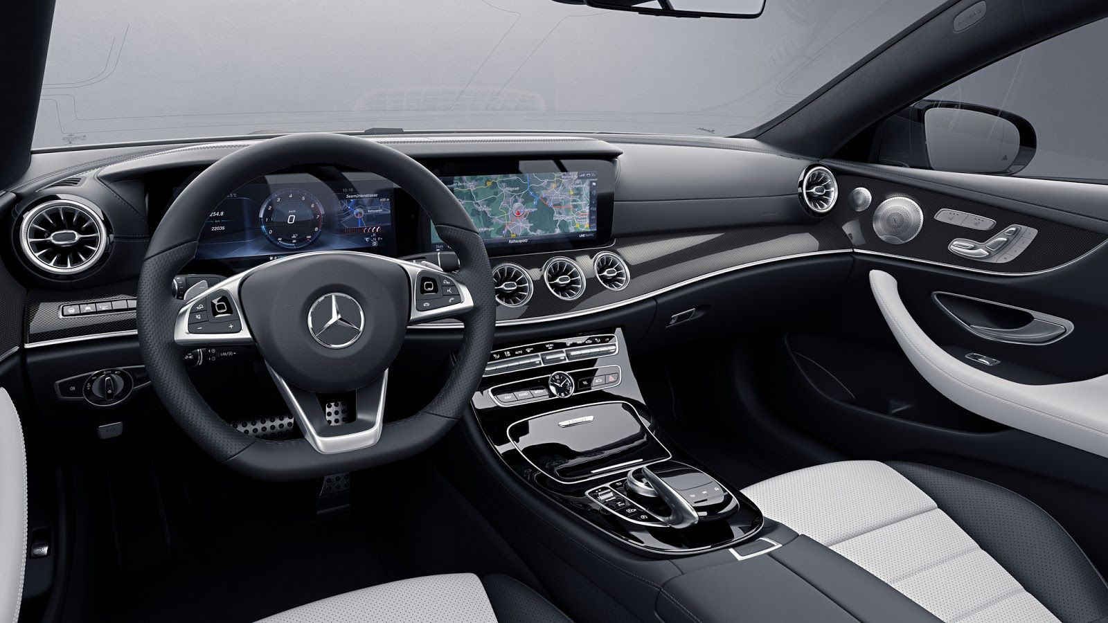 Mercedes Benz E Class Coupe Limited Edition 1 Will Come In Just