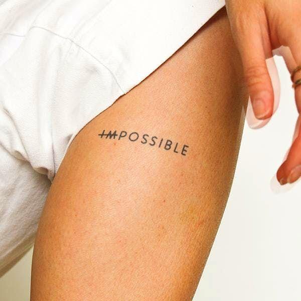 Maxime Tattoo - Semi-Permanent Tattoos by inkbox™