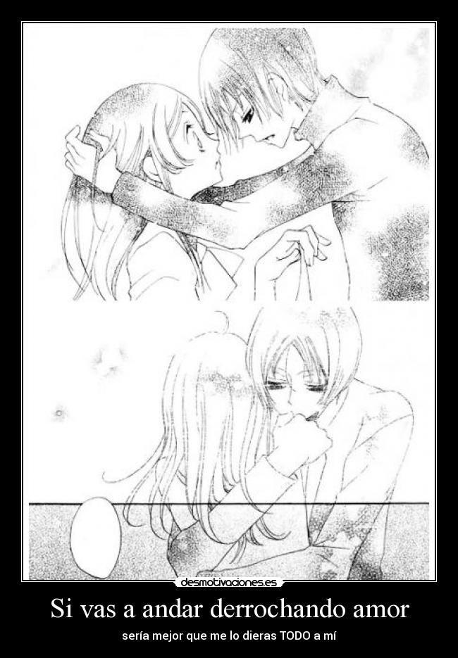 Carteles Amor Manga Kamisamahajimemashita Nanami Momozono Kirihito