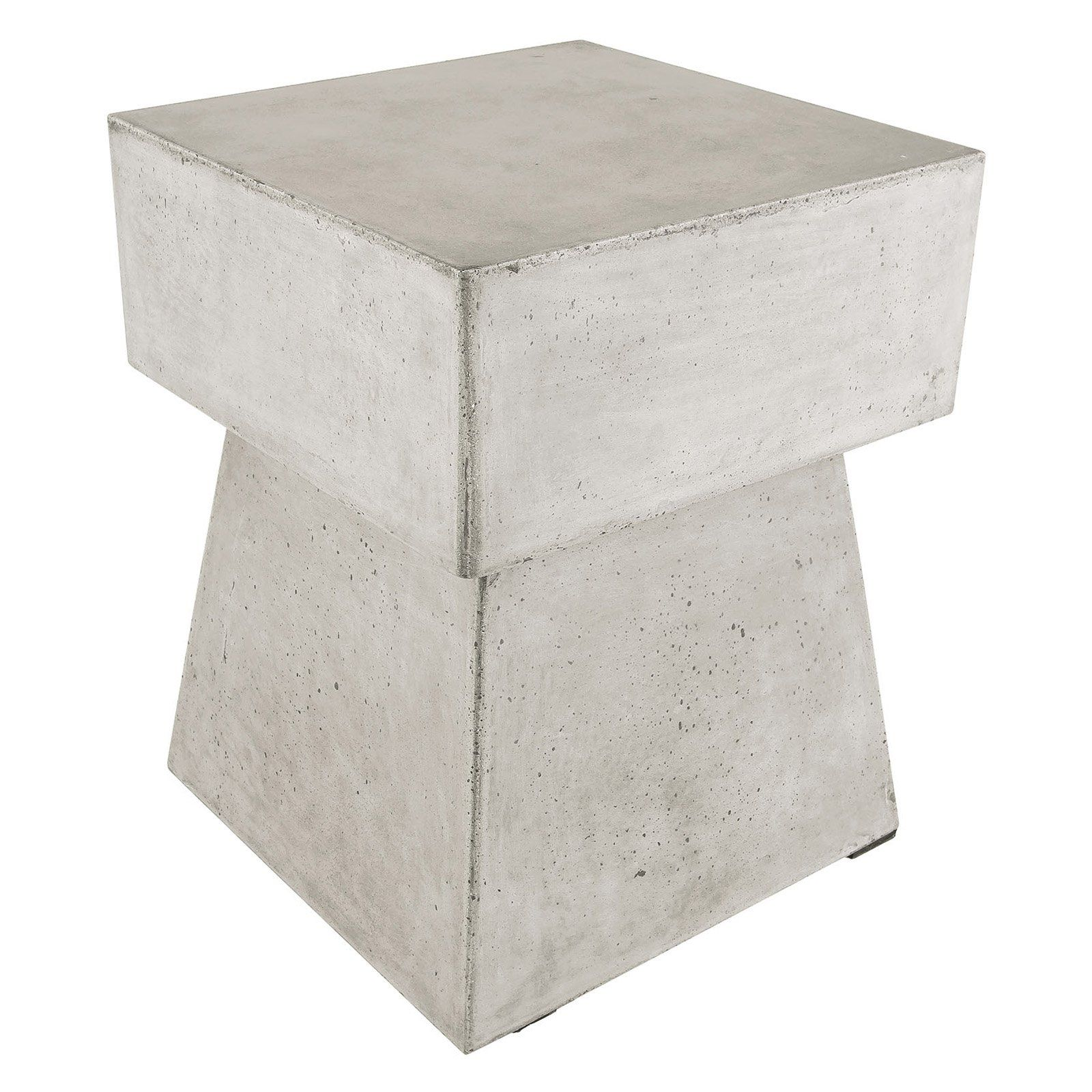 Miraculous Dimond Home Mushroom End Table Products In 2019 Concrete Download Free Architecture Designs Ferenbritishbridgeorg