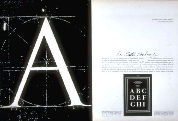 Bazaar The Rise Of Graphic Design