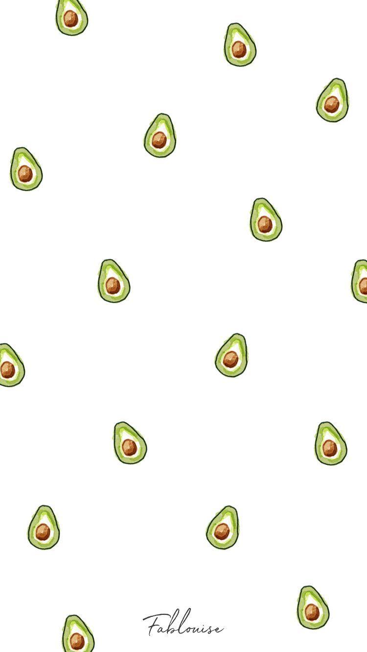 Wallpaper Avocado /