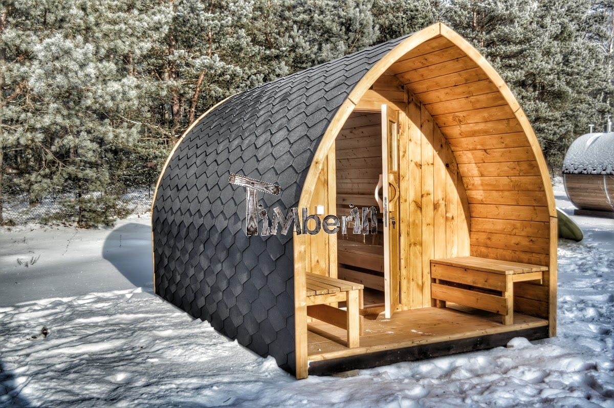 igloo fasssauna mit glas 22 zuk nftige projekte pinterest gartenh user gartenhaus bauen. Black Bedroom Furniture Sets. Home Design Ideas