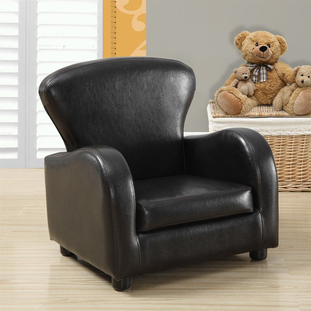 Shop Monarch Specialties I 814 Juvenile Club Chair at Lowe