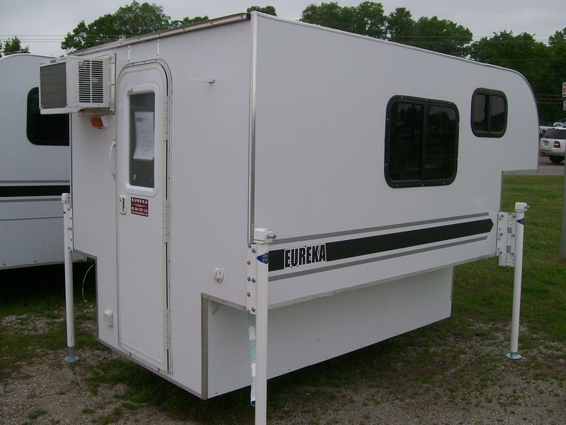 2018 Eureka Slideinn Vagabond Truck Camper Camper Truck