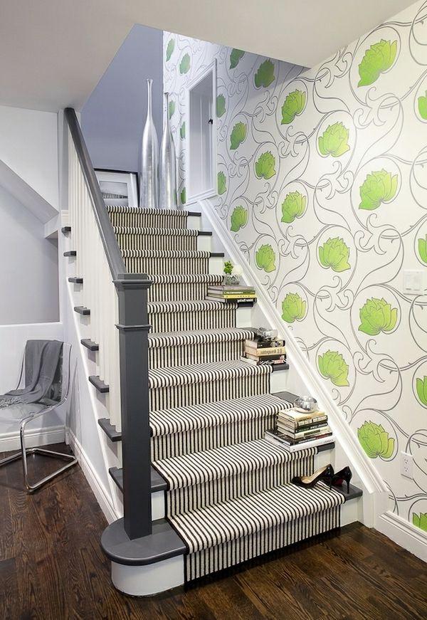 29 modeles du tapis d escalier archzine fr
