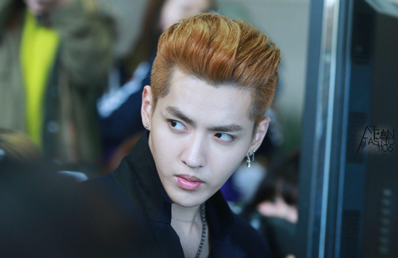 Kris - with his piercing eyes