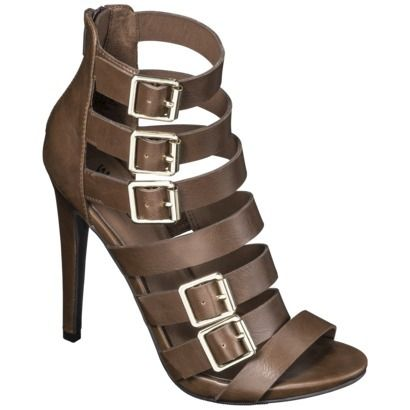 b61cbb8d4d4 Women s Mossimo® Sapphire Strappy Heels - Assorted Colors  Just  29.99. I  love Target!