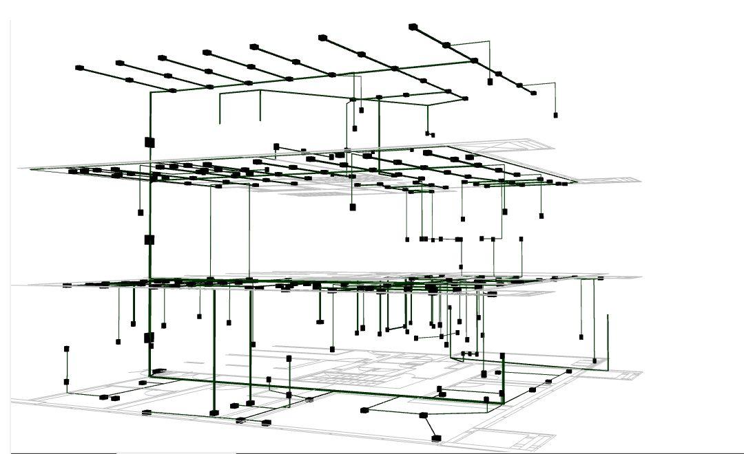 Galeria de Projetos AltoQi - Projetos estruturais em concreto armado, pré-moldado, alvenaria, elétricos, hidrossanitários, hidráulicos, sanitários, combate e prevenção a incêncio, cabeamento estruturado e gás