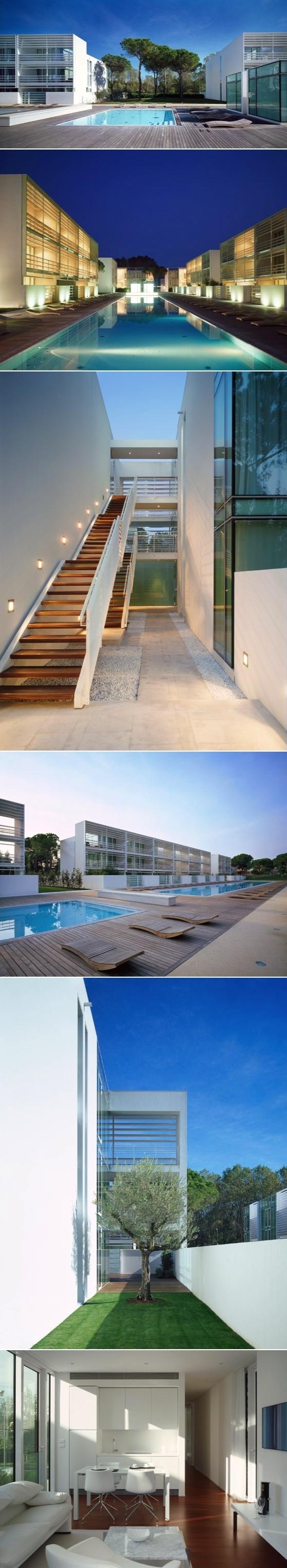 Jesolo Lido Village, Condominium and Hotel Jesolo | Italy | Completed 2003-2010