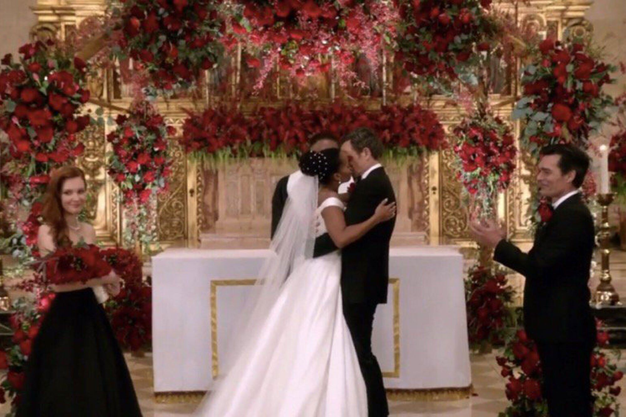Which Episode Is The Red Wedding.5 Moments From Scandal S 100th Episode That Made Our Jaws Hit The