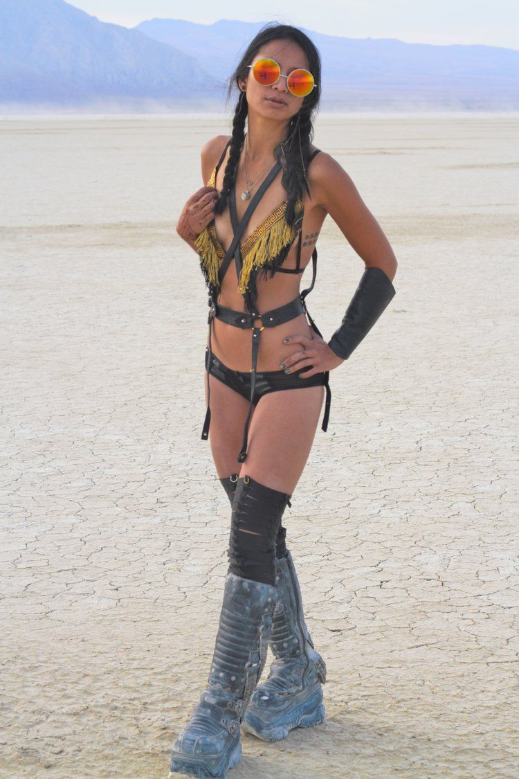 Burning Man Costume  Burning Man  Burning Man, Burning -7737