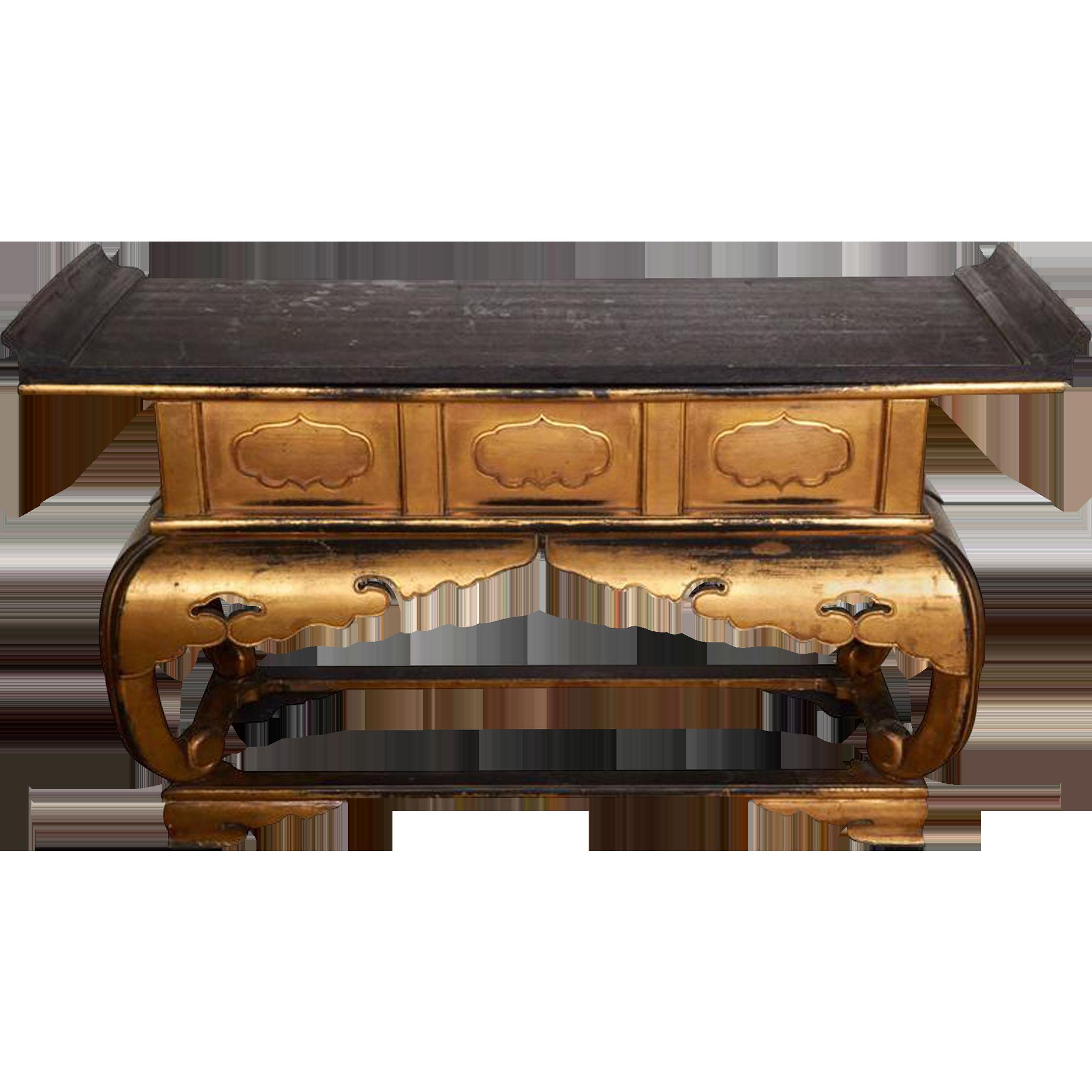 Japanese Altar Table @vicentewolf