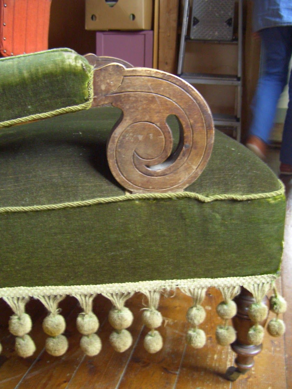 Christa Pirl Furniture & Interiors : Family Heirlooms : Antique Furniture : Victorian Chairs : Aesthetic Movement