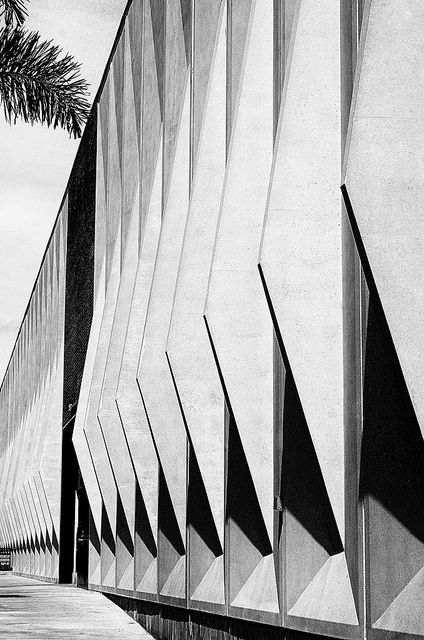 Birthplace of the PC No.2  IBM Complex,  Boca Raton, Florida,  Marcel Breuer (with R.F. Gatje),  1968-74
