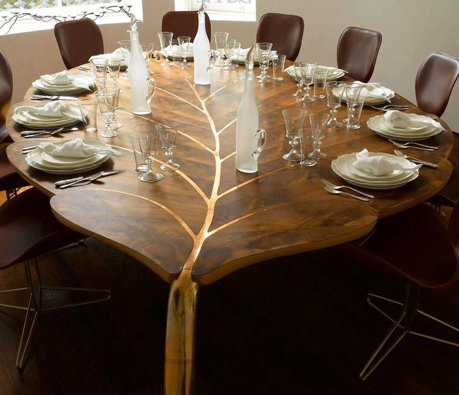 Awesome Au Natural Table Design Unique Dining Tables Dining