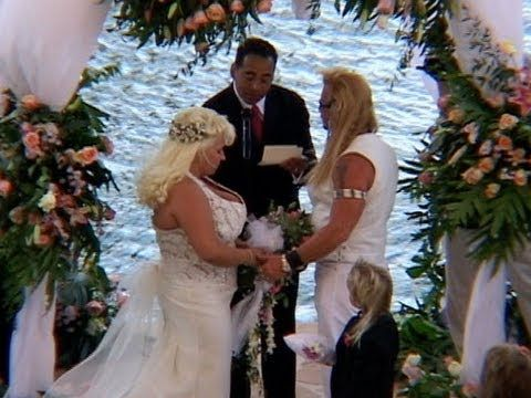 Dog beth chapman wedding behind the scenes for Is dog the bounty hunter still married