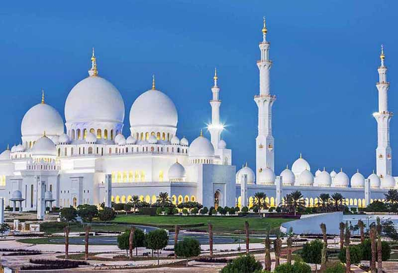 Abu Dhabi City Tour From Dubai Dubai Tour Dubai City Grand Mosque