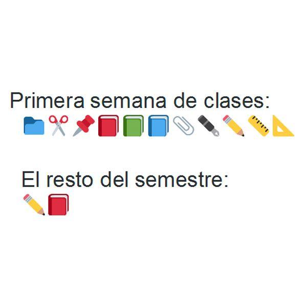 Primera Semana De Clases Classroom Memes Spanish Memes Spanish Humor